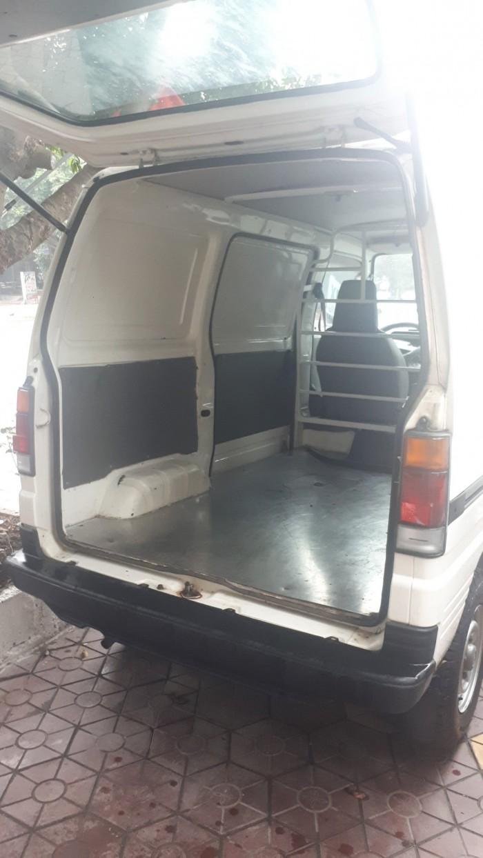 Bán xe tải blind van 2012 tại Hải Phòng