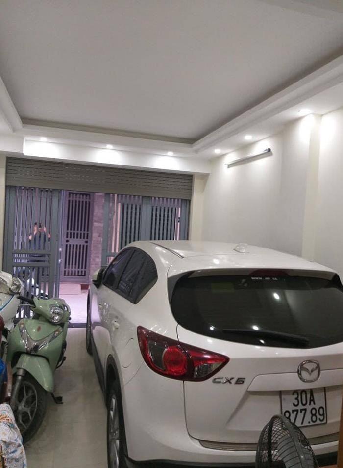 Bán Nhà Mới-Đẹp-Ở Luôn-Phân Lô-Gara Ô Tô Lê Trọng Tấn-Thanh Xuân 5 Tầng X 45 M2.