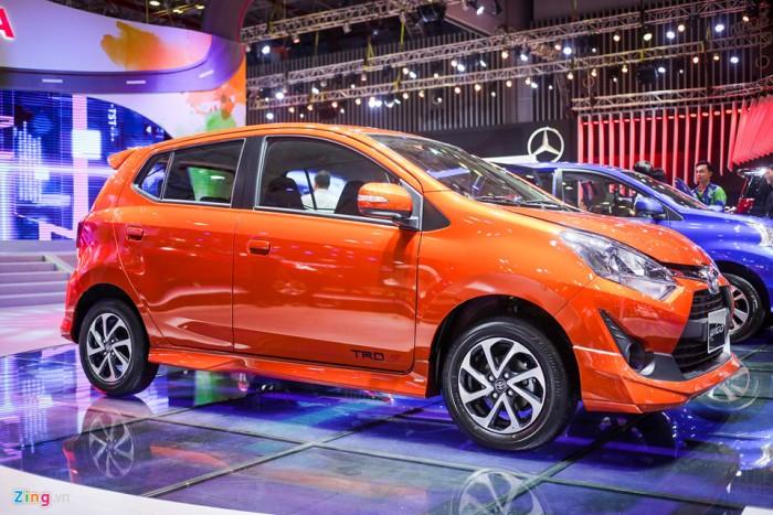 Toyota Wigo 2019 Số Sàn, Giá Cực Tốt Khi Liên Hệ Trực Tiếp