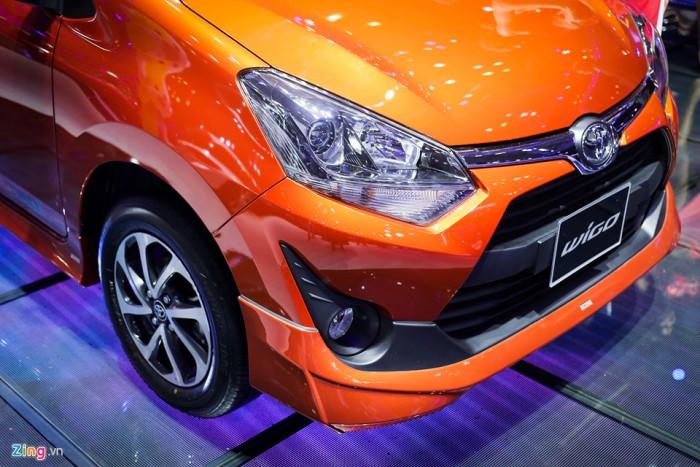 Toyota Wigo 2019 - Hỗ Trợ Phí Trước Bạ