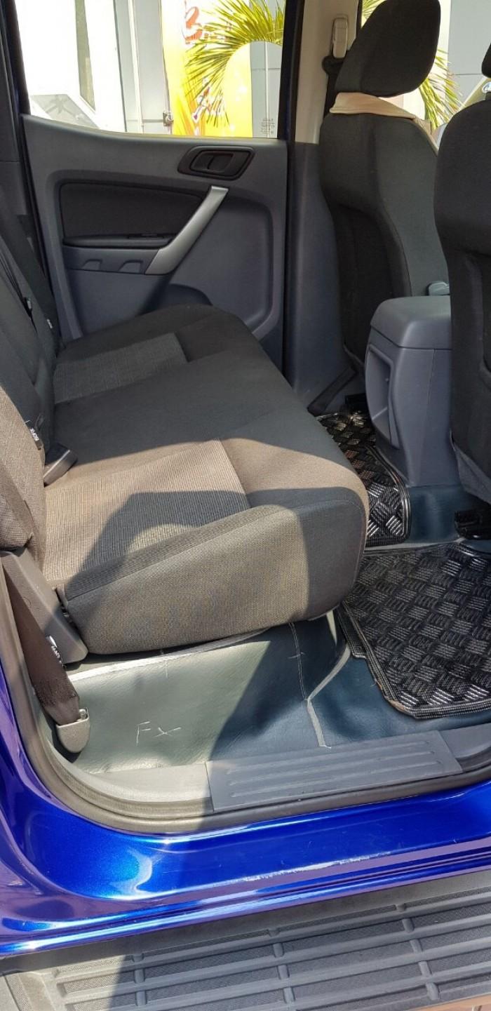 Ranger XLS AT, 2016 đăng ký 2017, xe demo cty, màu xanh biển, bảo hành hãng, đẹp như ảnh
