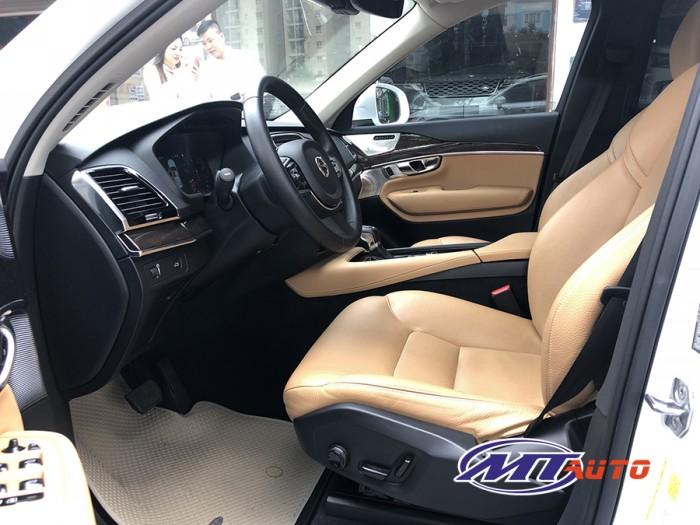 Volvo Xc90sx 2016 Dky lần đầu T12/2017 mới 99,99% Siêu Siêu Lướt 15000km Zin.  LH 0982.842838 19
