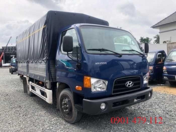 Hyundai 75S, xe tải 4 tấn , giao xe ngay