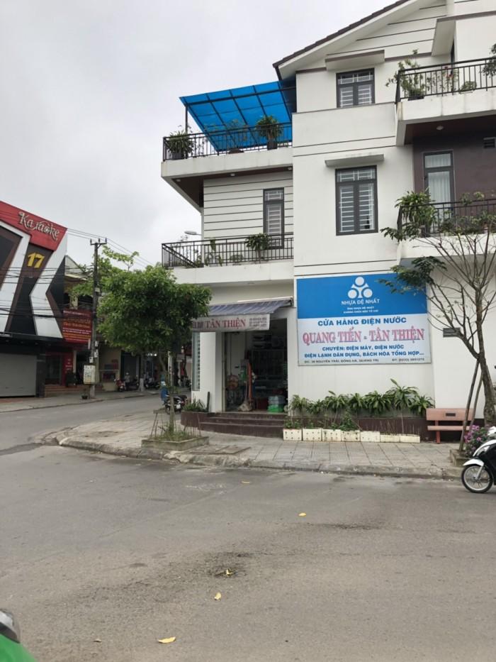 Bán Nhà 2 Mặt Tiền Nguyễn Trãi- Tp Đông Hà