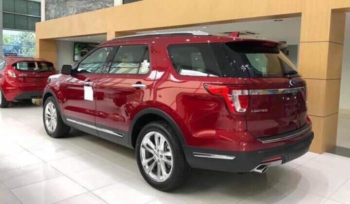 Ford Expolrer Đỉnh cao giá sập sàn !!