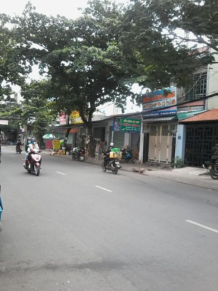 Bán nhà MT Tân Hương, Tân Quý, 4x15m, 3 lầu