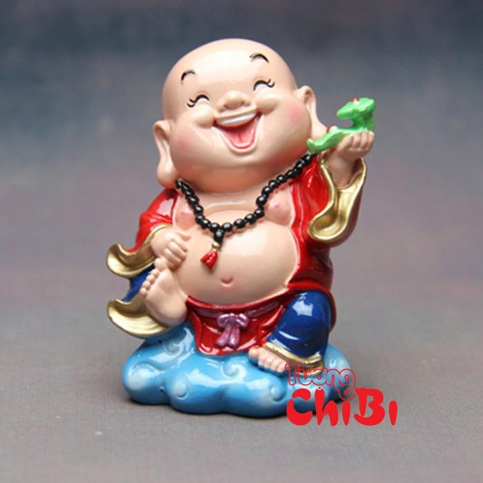 Tượng Chibi Phật Di Lặc 7.5cm14