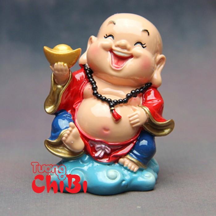 Tượng Chibi Phật Di Lặc 7.5cm12