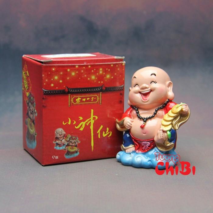Tượng Chibi Phật Di Lặc 7.5cm11