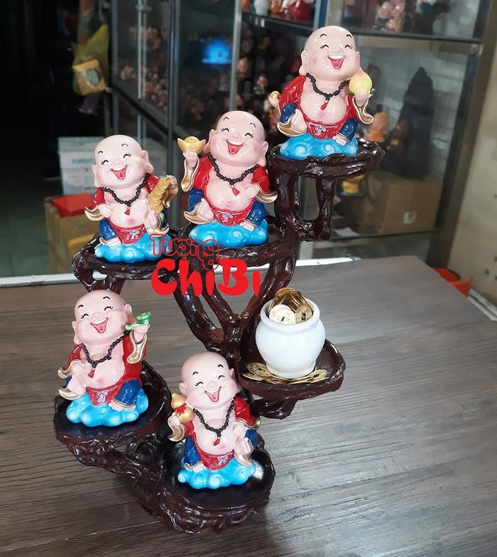Tượng Chibi Phật Di Lặc 7.5cm10