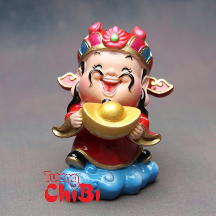 Tượng Chibi Thần Tài 7.5cm11