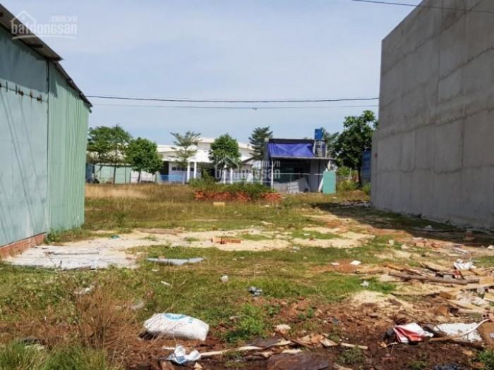 Cô Thùy kêu bán gấp lô đất 300m2, gần KCN, chợ, thổ cư, sổ hồng riêng