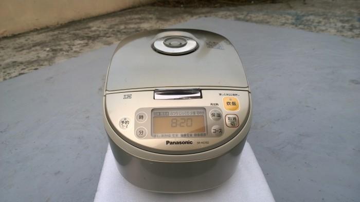 Nồi cơm điện cao tần IH nội địa Panasonic 1lit SR-HG1020