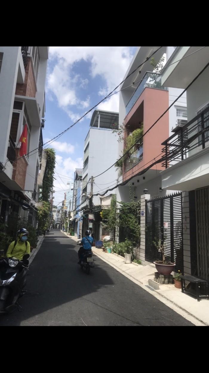 Cần bán gấp nhà riêng hẻm 33 đường số 1 Lý Phục Man, P. Bình Thuận, Q7- dt 4x12m
