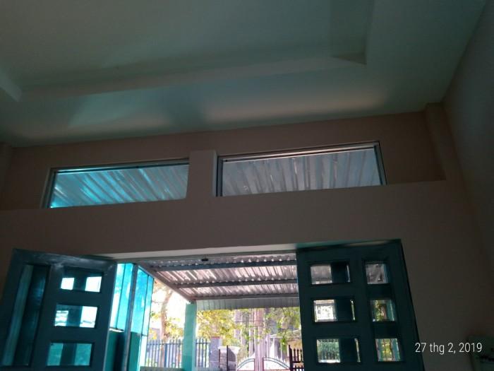 Nhà 4m X 50m Mặt Tiền Đường Nhựa Ấp 1 Xã Phạm Văn Cội
