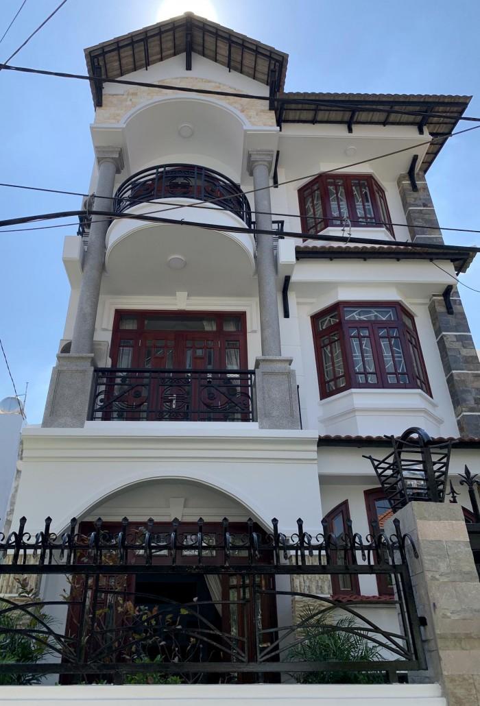 Cơ hội đầu tư sở hữu biệt thự mini HXH Vân Côi, Tân Bình