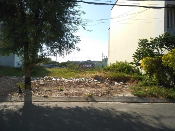 Chính chủ cần bán đất Mặt Tiền Tam Bình, Tam Phú, Diện tích: 161m2