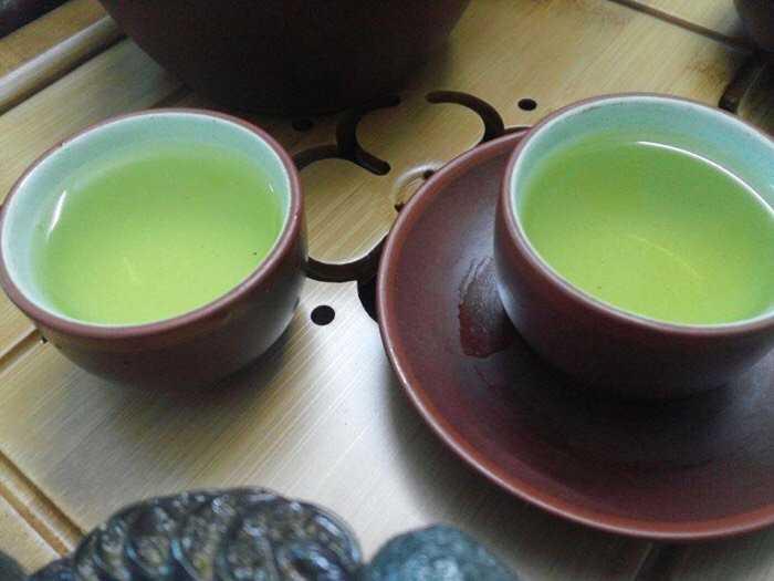 500g trà đặc sản thái nguyên - trà nõn tôm thượng hạng gói 500g3