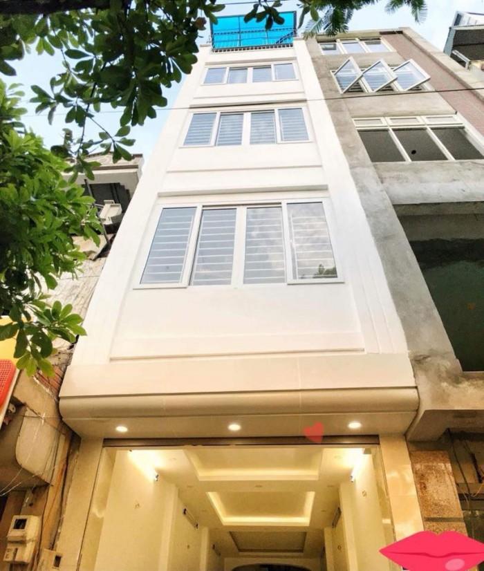 Bán nhà Vũ Tông Phan Mặt phố 60m 3 tầng 3.5 MT Thanh Xuân ô tô tải tránh nhau