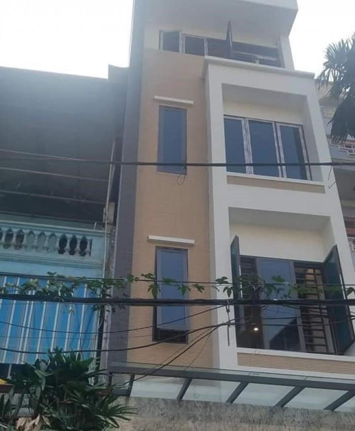 Bán nhà Lê Trọng Tấn 72m 3 tầng 4 MT Thanh Xuân ô tô tránh nhau