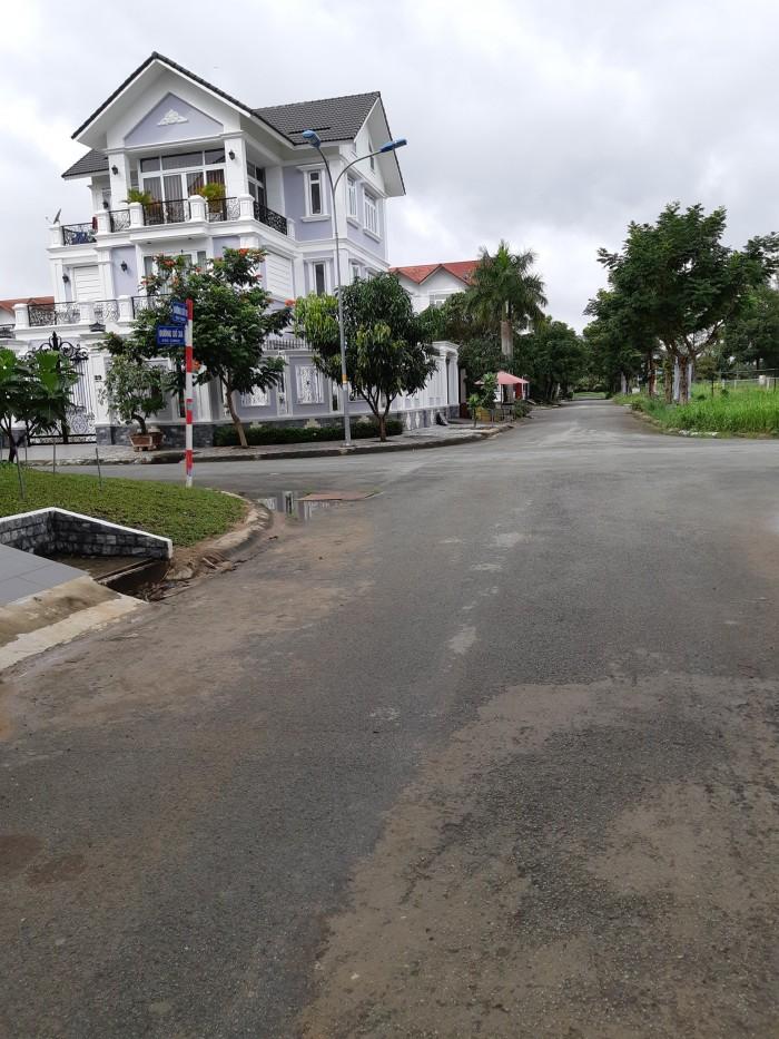 Bán đất nền nhà phố ngay MT Nguyễn Văn Linh trong KDC Conic Bình Chánh, DT 130m2, SHR