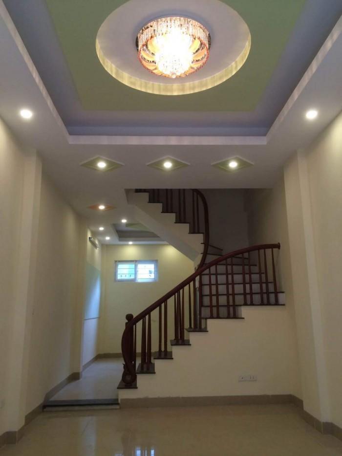 Nhà Ô TÔ Đậu Cửa gần CC The Vesta Thanh lãm-Phú Lãm 5 tầng (35m2)
