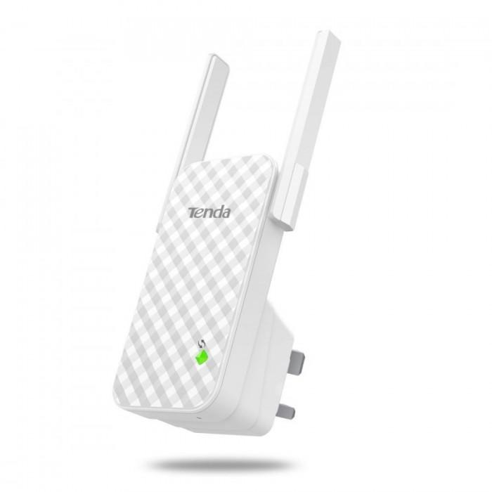 Bộ Kích Sóng Wifi Repeater 300Mbps Tenda A9 (Chính Hãng)5