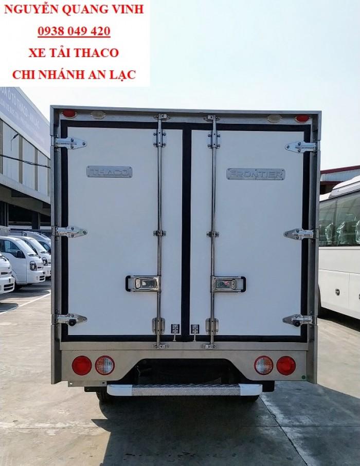 Xe Tải Kia K250 - Thùng Đông Lạnh - Dòng Sản Phẩm Mới Nhất - Hổ Trợ Bà Con Mua Trả Góp 2