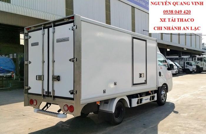 Xe Tải Kia K250 - Thùng Đông Lạnh - Dòng Sản Phẩm Mới Nhất - Hổ Trợ Bà Con Mua Trả Góp 1