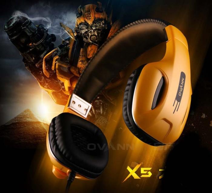 Tai Nghe Headphone Ovann X5 Cao Cấp4