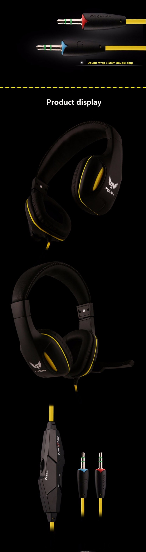 Tai Nghe Headphone Ovann X5 Cao Cấp0