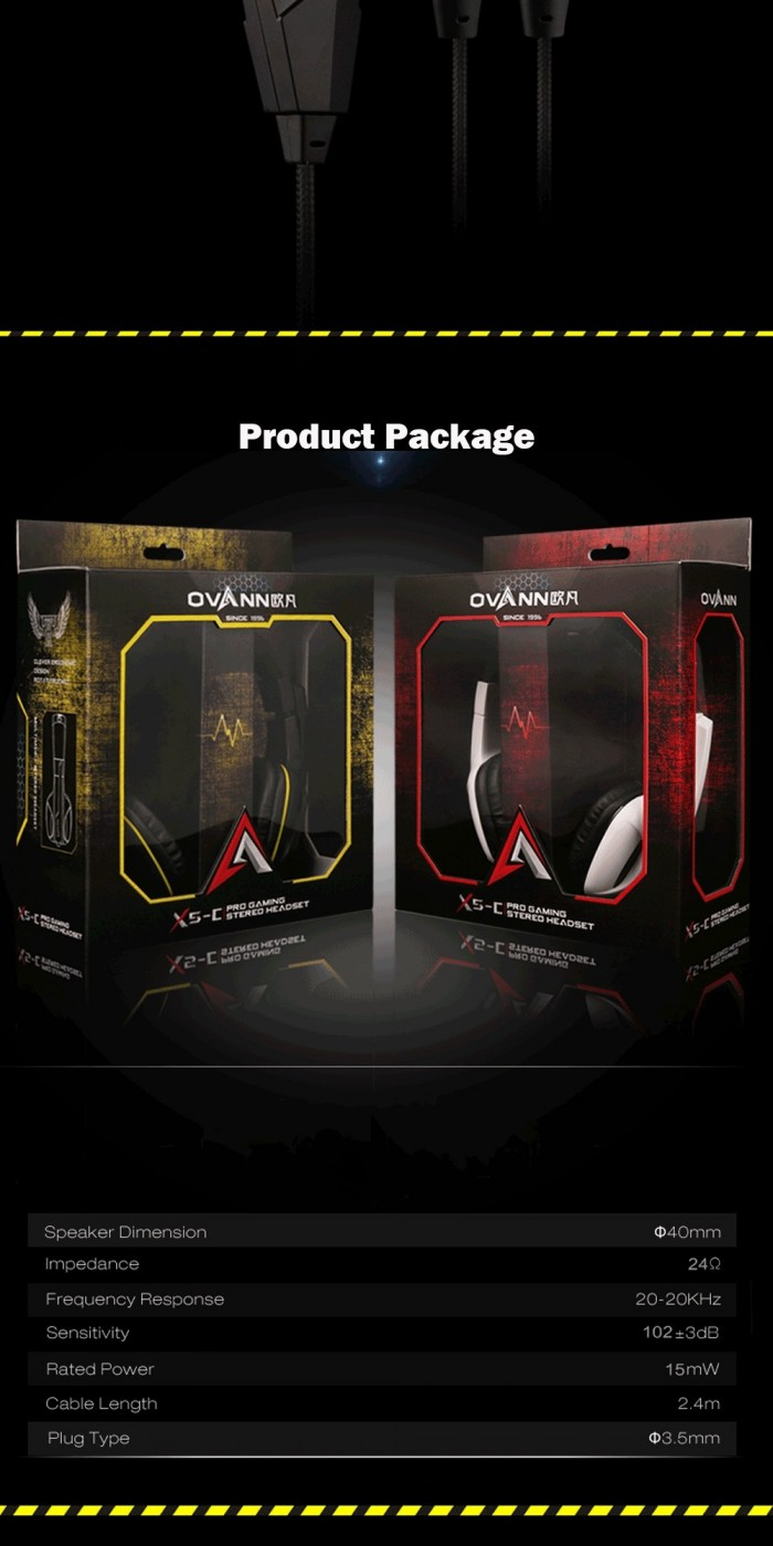 Tai Nghe Headphone Ovann X5 Cao Cấp2