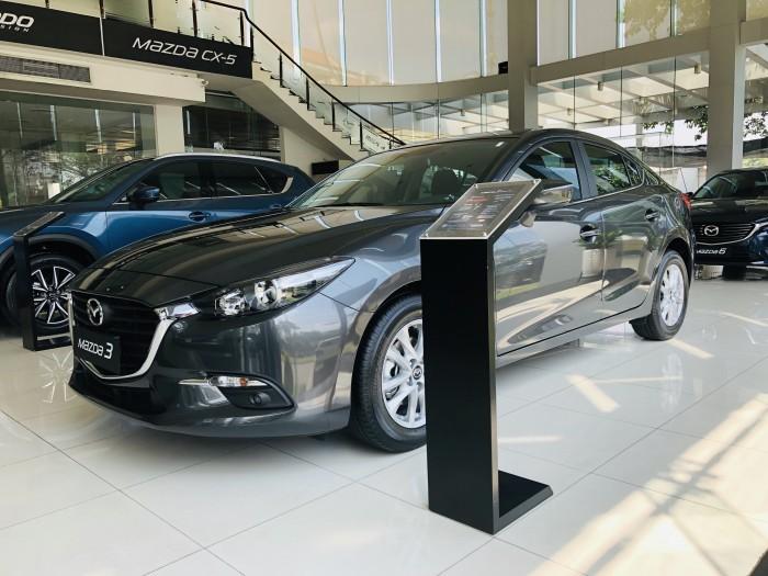 Mazda 3 sedan 1.5 2019 - Ưu đãi hấp dẫn - Hỗ trợ thủ tục nhanh chóng