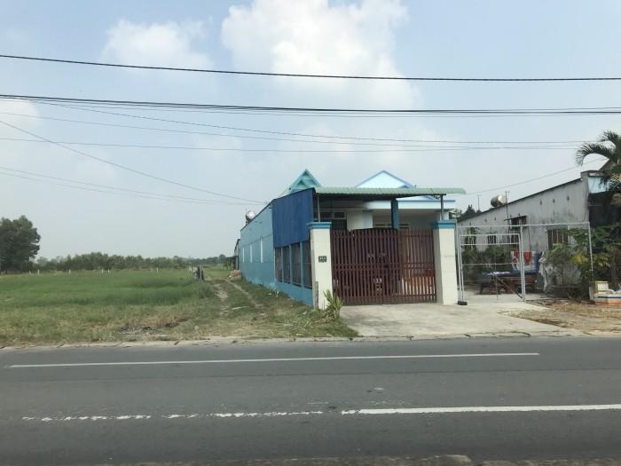 Ngu mới không mua lô đất này !!! đất Mặt Tiền đường Nguyễn Hữu Thọ 390m2 ngang 15m