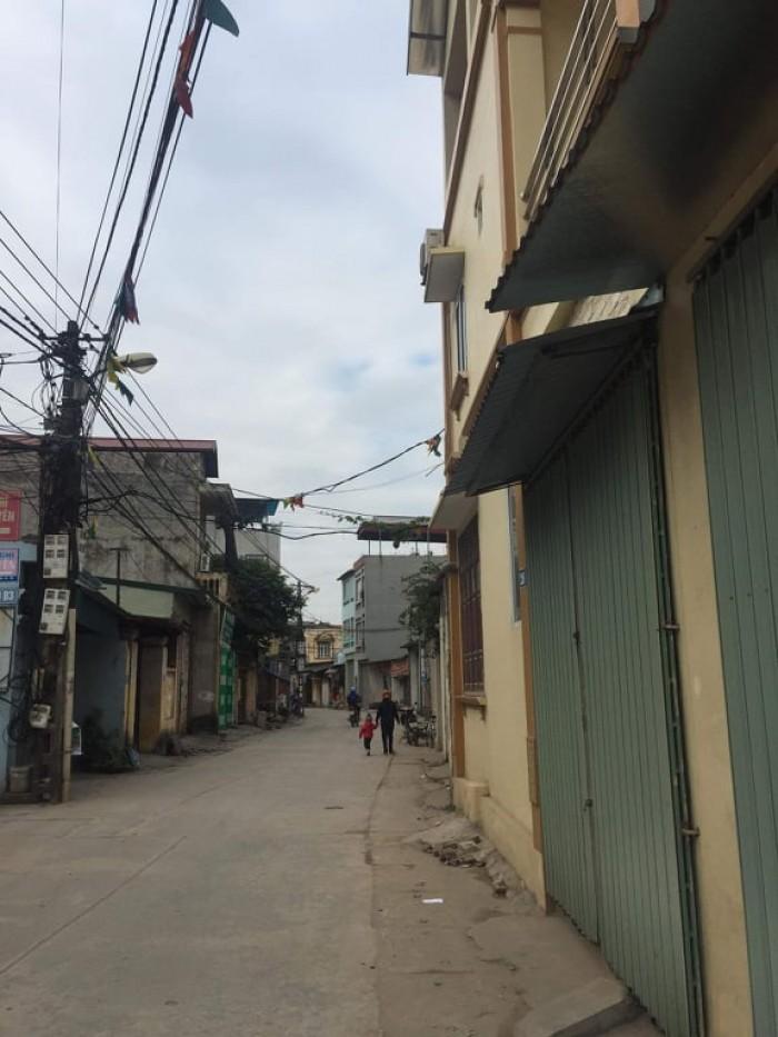Đất Thạch Bàn, Long Biên đường nhựa, ô tô qua