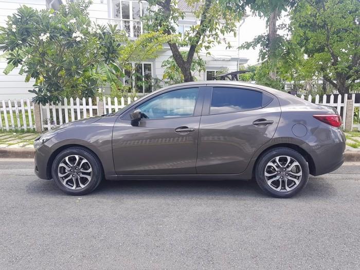Mazda 2 sản xuất năm 2016 Số tự động Động cơ Xăng