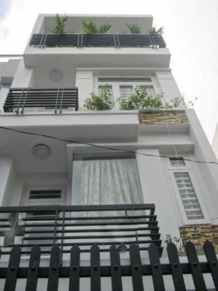 Cần bán nhà HXH Huỳnh Văn Bánh 76m2. Quận 3.