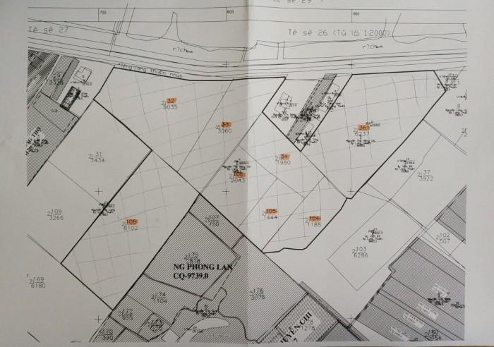 Bán 2.7 hecta đất mặt tiền Long Thuận, Q9