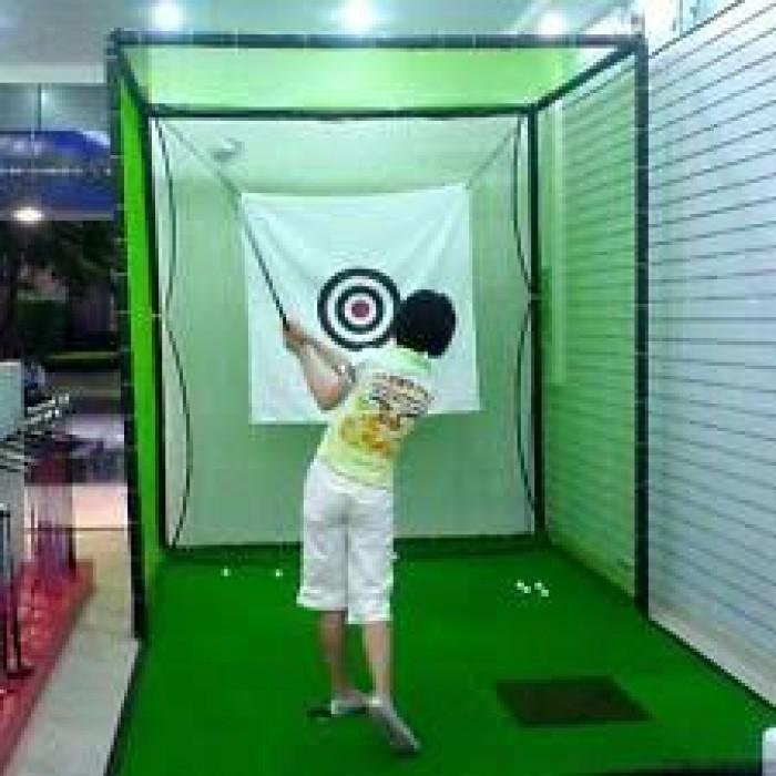 Bán lẻ lưới golf, lưới tập golf, lưới làm phòng chơi golf tại nhà2