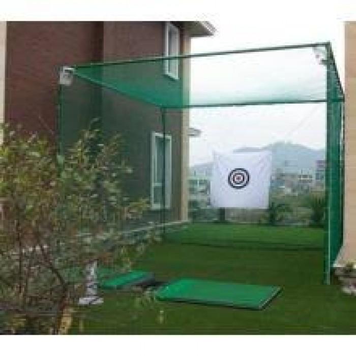 Bán lẻ lưới golf, lưới tập golf, lưới làm phòng chơi golf tại nhà1