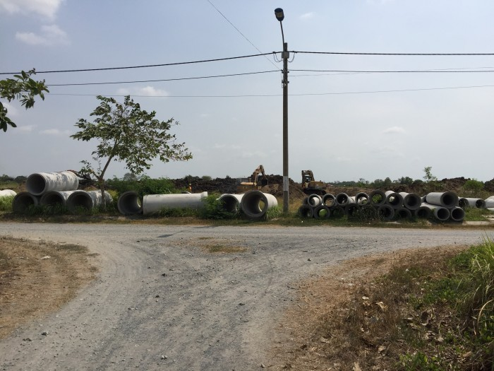 Bán 200m đất thổ cư khu công nghiệp cầu cảng Phước Đông