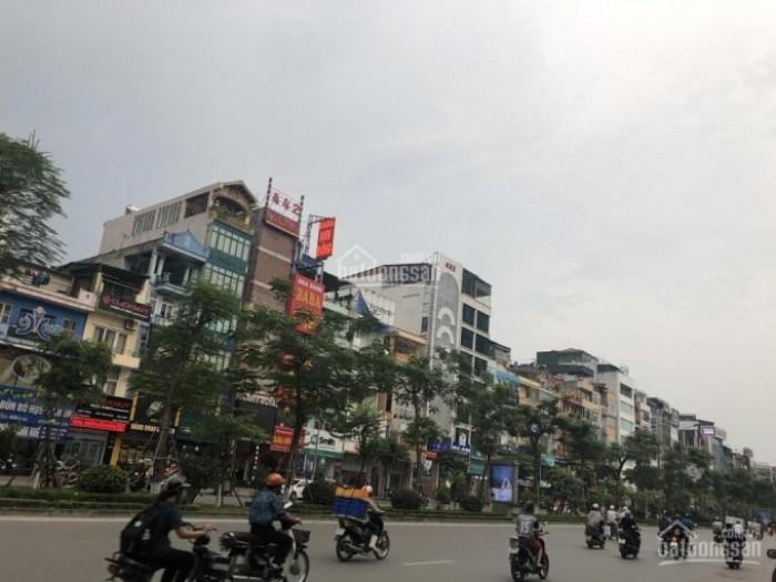 DUY NHẤT NHÀ + ĐẤT mặt phố mặt tiền 7.5m, gần 60m2 Võ Chí Công ngã tư Xuân La, Tây Hồ