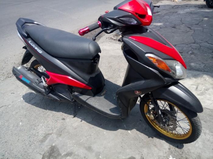 Yamaha luvias màu đỏ đen 212, chính chủ bán