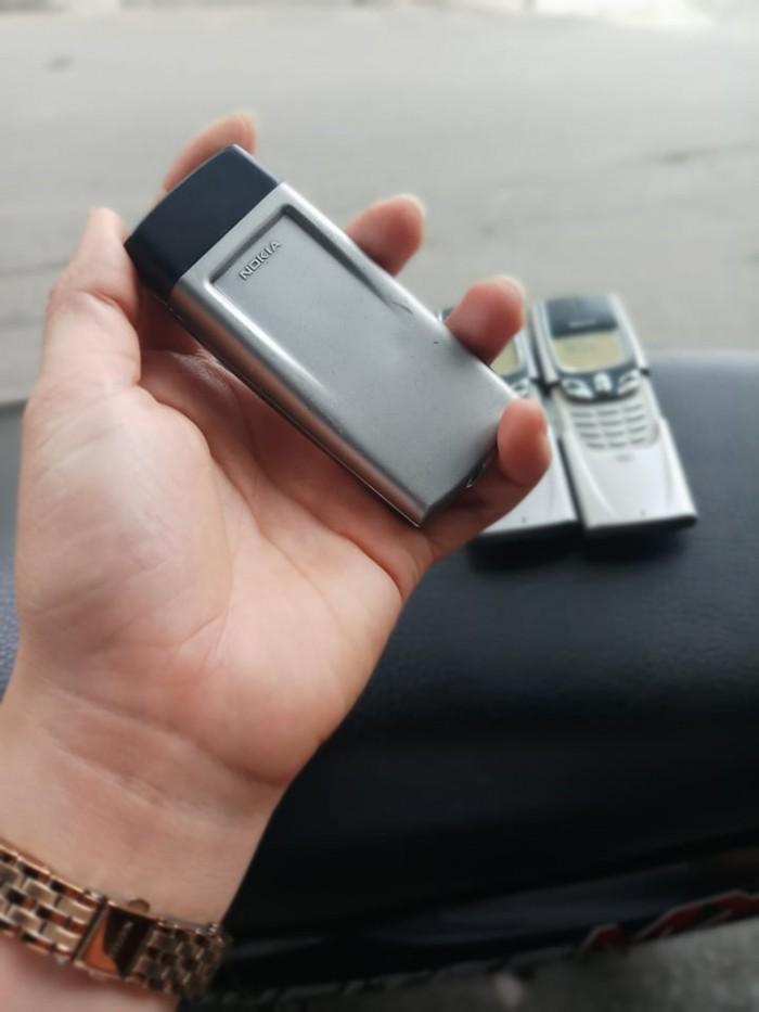 Điện Thoại Nokia 8850 màu xám nguyên zin ,giá rẻ2