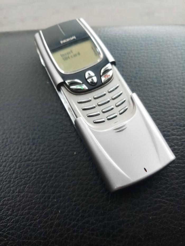 Điện Thoại Nokia 8850 màu xám nguyên zin ,giá rẻ5