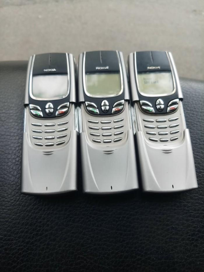 Điện Thoại Nokia 8850 màu xám nguyên zin ,giá rẻ4