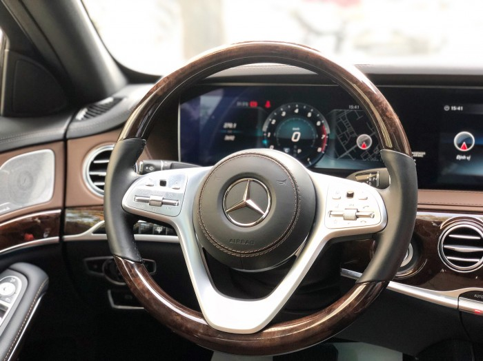 Xe lướt - Mercedes S450L 2018 chính chủ sử dụng giá tốt 7