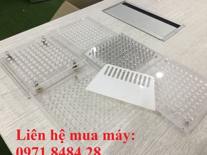 khuôn viên nang con nhộng, khuôn làm thuốc con nhộng chất liệu meca, khuôn đóng nang thủ công2