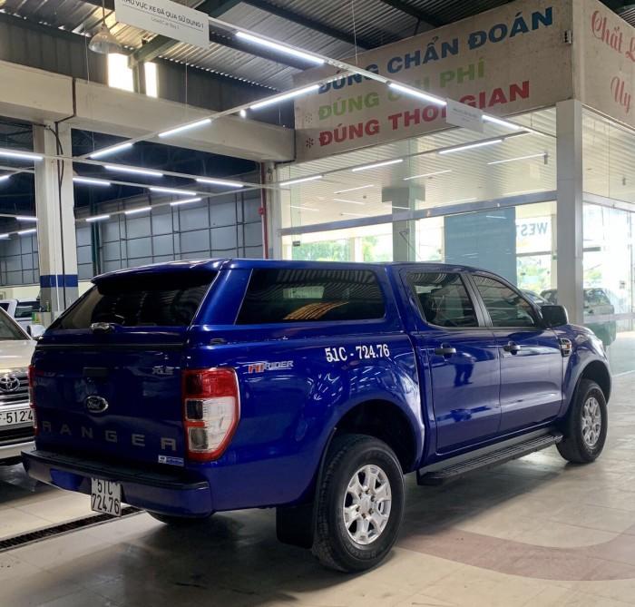 Ranger XLS 2015, form mới, màu xanh biển, số sàn, bảo hành hãng