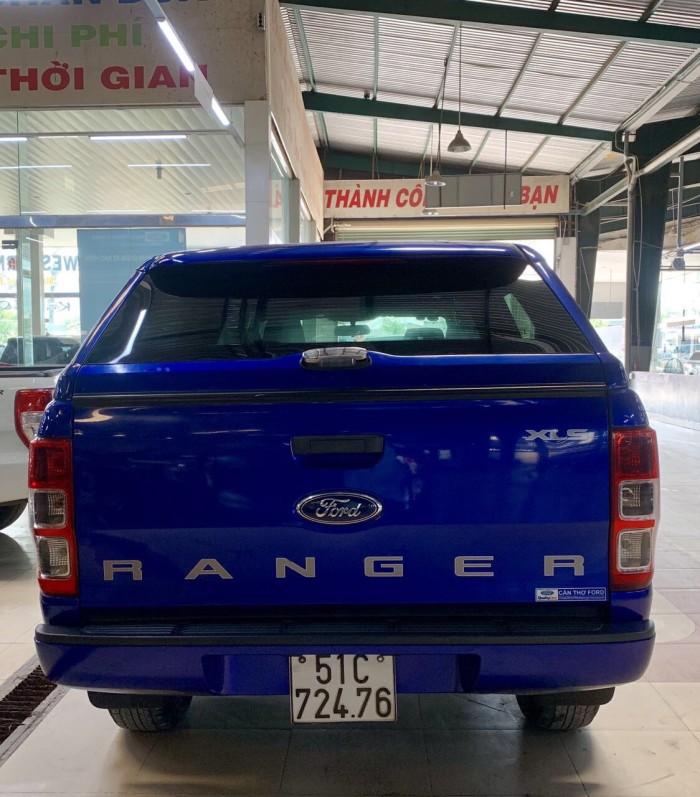 Ford Ranger sản xuất năm 2015 Số tay (số sàn) Dầu diesel